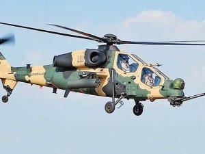 3 ayda 5'inci ATAK helikopteri teslim edildi