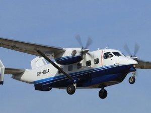 Endonezya'da uçak düştü: 13 ölü!