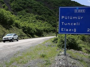 Erzincan karayoluna güvenlik düzenlemesi