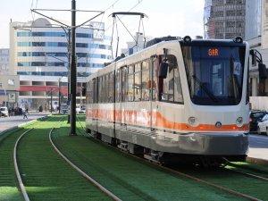 Gaziantep tramvay hattında Gar seferleri yeniden başladı
