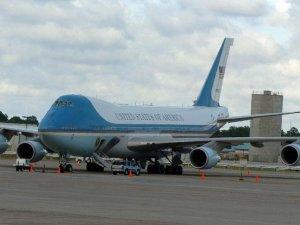 Pentagon'dan 'Air Force One' açıklaması