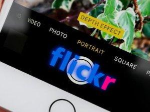 iPhone, Flickr'da Canon ve Nikon'u solladı