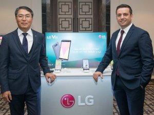 LG, V20'yi İstanbul'da tanıttı