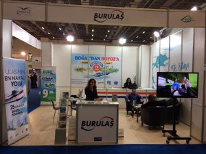 BURULAŞ, İstanbul-İzmir deniz seferlerini başlatıyor