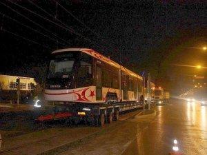 Samsun üçüncü yerli tramvayına kavuştu