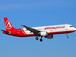 Atlasglobal Rusya'daki uçuş ağını genişletiyor