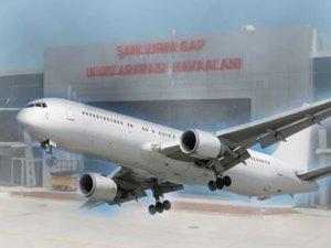 Şanlıurfa'da uçuşlara sis engeli