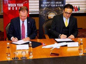 THY, Panasonic ile anlaşma imzaladı