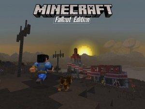 Minecraft dünyasında Fallout rüzgarı esecek