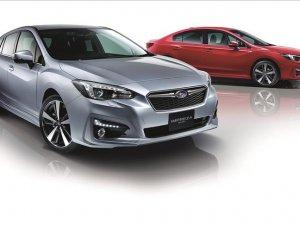"""Yeni Subaru Impreza, Japonya'da """"Yılın Otomobili"""" seçildi"""