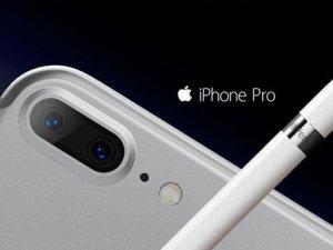 Kalem destekli iPhone 8 Pro geliyor