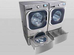 LG yeni nesil beyaz eşyalarını Kore'de sergiledi