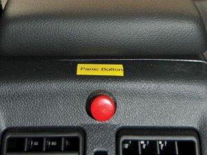 Taksilerde 'panik butonu' zorunlu olacak