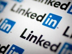LinkedIn hesapları yine çalındı