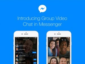 Facebook Messenger'a grup video özelliği