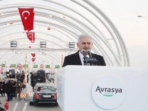 Avrasya Tüneli hizmete açıldı