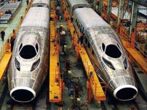 Çin yapımı hızlı trenler ilk kez AB pazarında