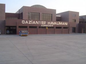 Gaziantep'te uçuşlar iptal edildi
