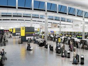 İngiltere'deki 18 havalimanında çalışanlar greve gidecek
