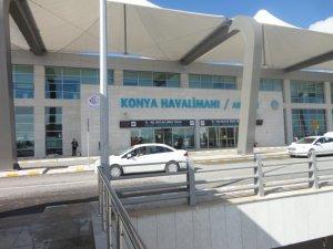 Konya'da uçuşlar durdu