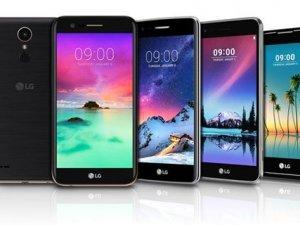 LG, 2017 K serisi ve Stylus 3 akıllı telefonunu duyurdu