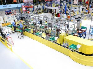 TürkTraktör üretimde rekabet gücünü geliştirmeye devam ediyor