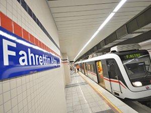 Binali Yıldırım, Fahrettin Altay-Narlıdere Metro Projesi'ni imzaya açtı