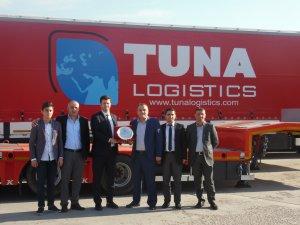 Tuna Lojistik müşteri memnuniyeti için TIRSAN'a yatırım yaptı