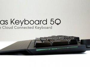 Dünyanın ilk internete bağlanabilen klavyesi!