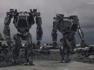 Güney Kore ilk dev robotunu üretti