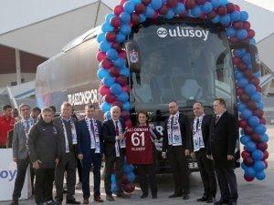 Ali Osman Ulusoy Grubu'ndan Trabzonspor'a Travego