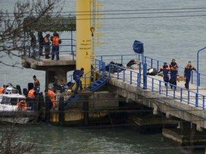 Karadeniz'e düşen Rus uçağıyla ilgili ilk veriler açıklandı