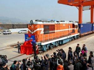 Çin ile Almanya arasında taşınan kargo 2.5 kat artacak