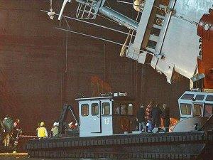 İzmir'de 2016 yılında125 gemi parçalandı