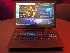 Oyuncuların yeni gözdesi Lenovo Y720 tanıtıldı!