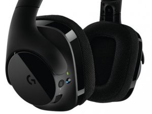 Logitech G533 Wireless Gaming Headset tanıtıldı
