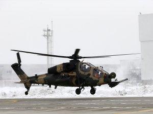 TAI 19'uncu ATAK helikopterini TSK'ya teslim etti
