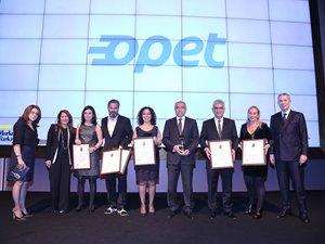 OPET, akaryakıt dağıtım sektöründe yılın en başarılı markası