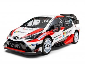 Toyota, WRC'ye geri dönüyor