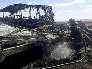 Fas'ta trafik kazası: 10 ölü