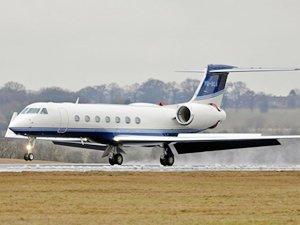 ABD'de özel jet düştü: 2 ölü