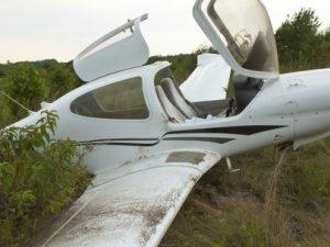 Çin'de küçük uçak düştü: 2 ölü