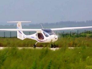 Çin, hidrojenli uçak üretti