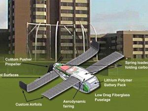 ABD 'mikro drone sürüsü' testini tamamladı