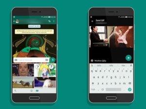 Android'e Whatsapp güncellemesi