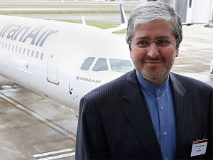 İran Air ilk Airbus'ını teslim aldı
