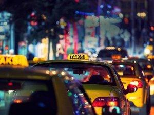 Taksilerde 'indi-bindi' ücretine itiraz