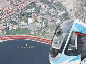 İzmir'de tramvay çalışmaları bazı yolları kapatacak