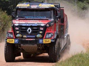 Renault Trucks, Dakar Rallisi'nde