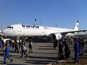İran'da 38 yıl sonra bir ilk; Airbus böyle karşılandı